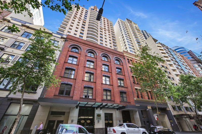 Sydney CBD Kent Street